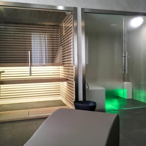 Sauna e BT JK