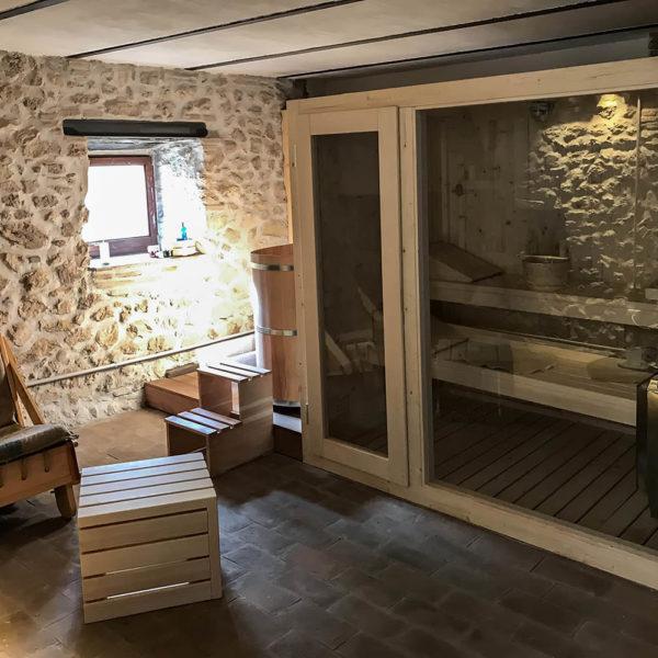 sauna spatium